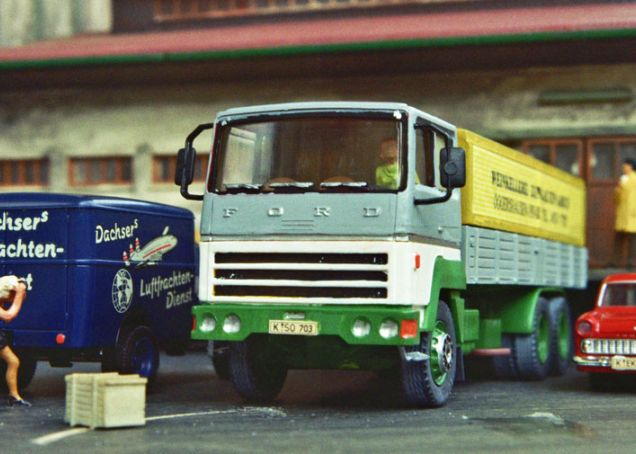 Ford Transconti